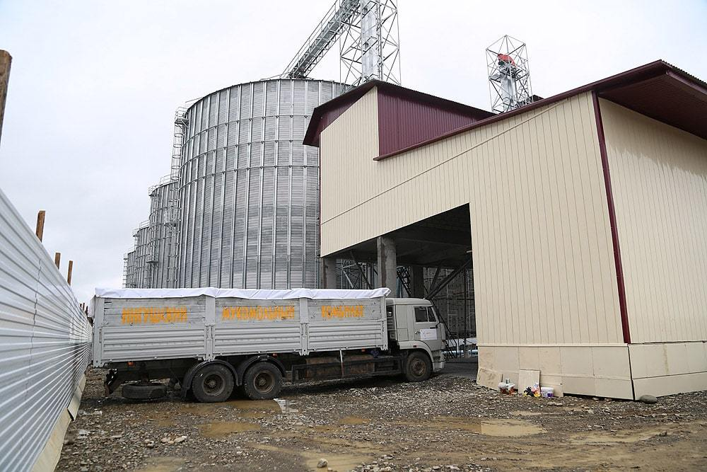 Flour wholesale from Ingush Flour Mill