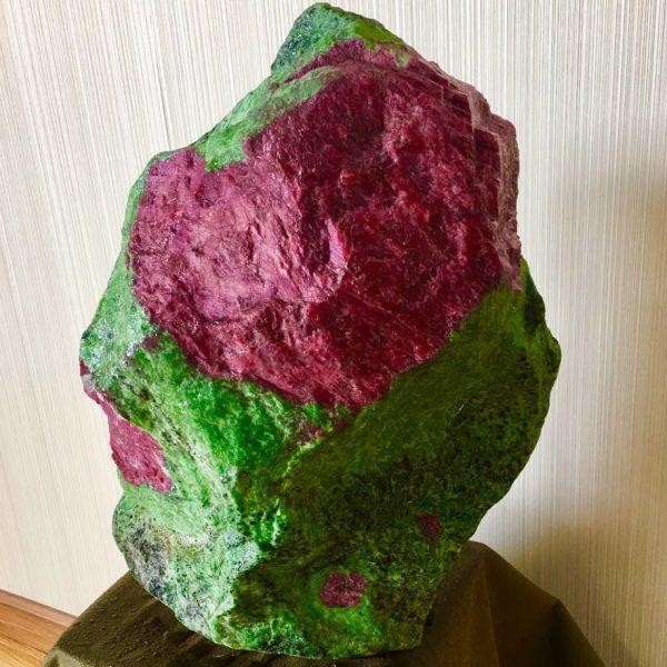 Рубин 83 кг самый большой в Мире (рис 2)
