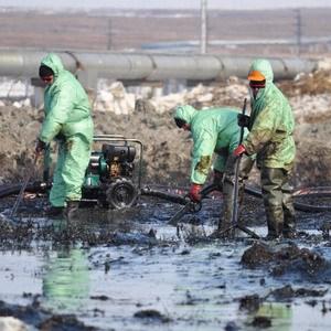 Глубокая переработка нефтешламов