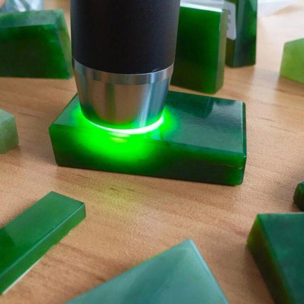 Jade plates