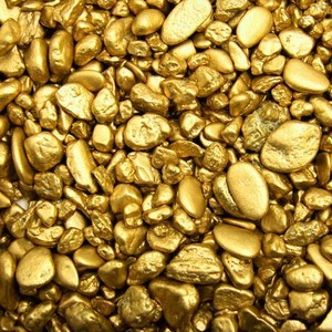 Investment in gold mining