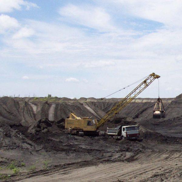 Золошлаки угольных ТЭС