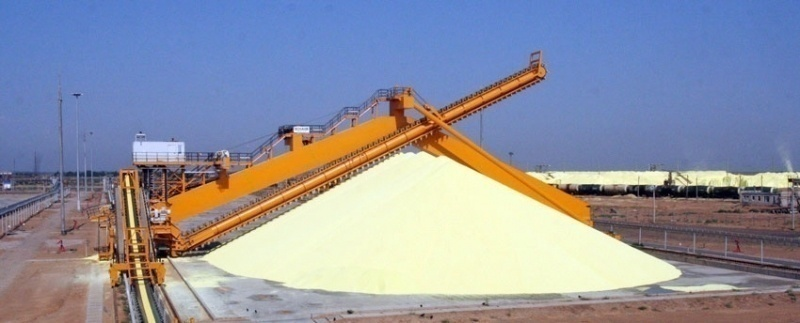 The supply of Sulfur from Turkmenistan