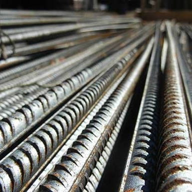 Rebar A1 and A3 from metal base