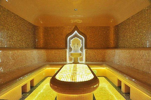 Amber inlay interior - SPA - AmberTile