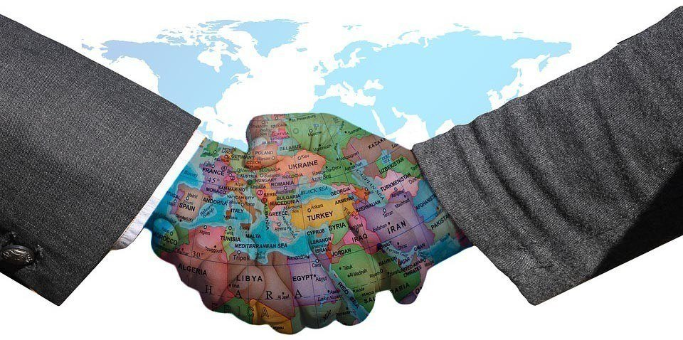Organization of international negotiations ProValue Industry