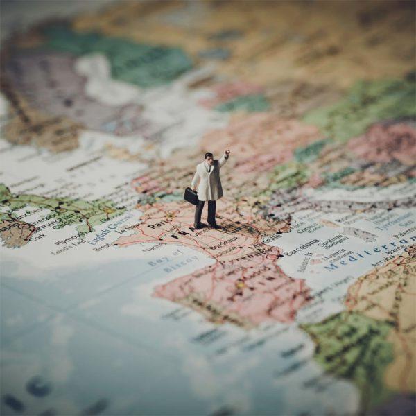 Встречи с профильными структурами в нужной стране