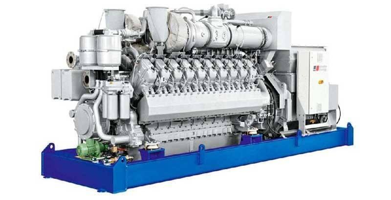 Official supplier of Heinkel Gas Piston Generators in Russia