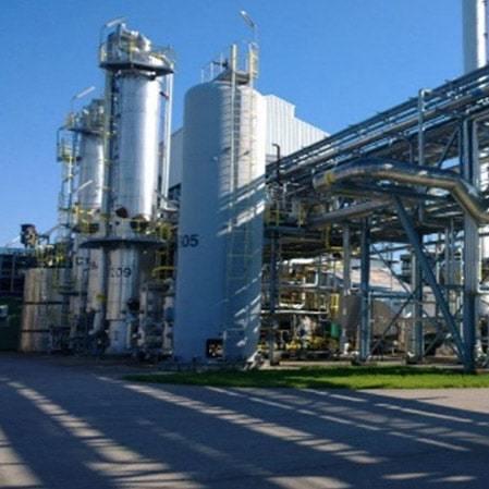 Производство Метанола в ХМАО
