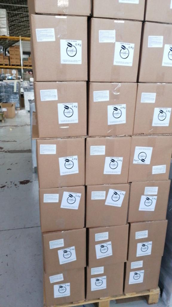 Кофе высшего качества Condorelli импорт из Италии